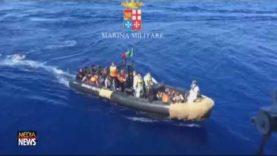Migranti, svolta nella distribuzione di chi sbarca in Italia