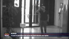 Nicolosi. 13 anni al gioielliere che uccise due rapinatori