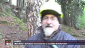 Palermo: A San Martino delle Scale riconoscimento ai lavoratori della Forestale