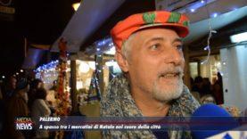 Palermo. A spasso tra i mercatini di Natale
