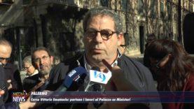 Palermo. Al via il restauro di Palazzo ex Ministeri