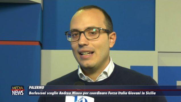 Palermo. Andrea Mineo coordinatore regionale giovani FI