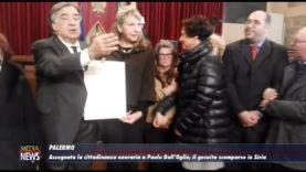 PALERMO. Assegnata cittadinanza onoraria a Paolo Dall'Oglio