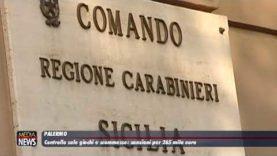 Palermo. Controllo sale giochi e scommesse. Sanzioni per 265 mila euro