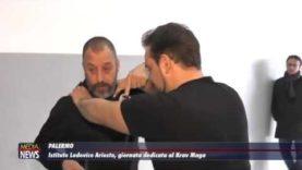 Palermo. Giornata dedicata alla disciplina di Krav Maga
