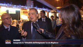 Palermo: Inaugurata la Cittadella dell'Artigianato in via Magliocco