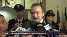 Palermo. Individuato l'autore dell'omicidio di venerdì scorso al Cep