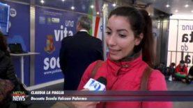 Palermo. Iniziativa della Polizia di Stato per l'uso corretto della rete