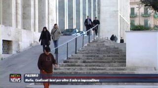 Palermo. Mafia, confiscati beniper oltre 5 mln a imprenditore