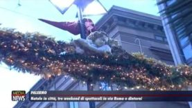 Palermo. Natale in città, tre weekend di spettacoli in via Roma e dintorni