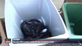 Palermo. Raccolta differenziata, protocollo Rap-Carabinieri Sicilia
