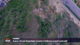 Palermo. Regione: dissesto idrogeologico, arrivano 17 mln per i progetti cantierabili
