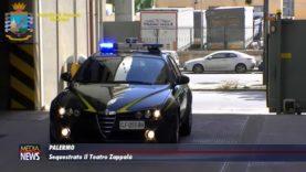 Palermo. Sequestrato il teatro Zappalà