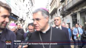 """Palermo: """"Si resti arrinesci"""" per fermare l'emigrazione giovanile"""