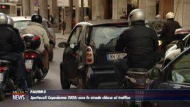 Palermo. Spettacoli Capodanno 2020, ecco le strade chiuse al traffico