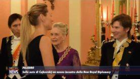 Palermo. Sulle note di Ciajkovskij, un nuovo incontro della New Royal Diplomacy
