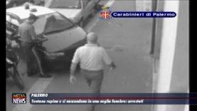 Palermo. Tentano rapina e si nascondono in una veglia funebre: arrestati