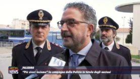 """Palermo. Truffe agli anziani, l'iniziativa """"Un giorno con la Polizia di Stato"""""""