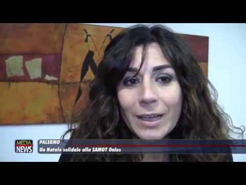 Palermo. Un Natale solidale alla Samot Onlus