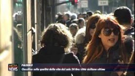 Qualità della vita. Le città siciliane agli ultimi posti della classifica del Sole 24 Ore