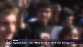 Ragazzino disabile pestato e filmato dai bulli: nel video le risate degli aggressori