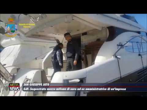 San Giuseppe Jato. Sequestrati beni a imprenditrice accusata di evasione