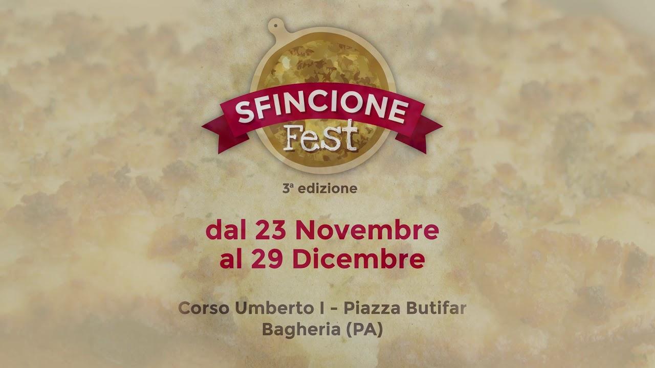 SFINCIONE 3a edizione – Bagheria
