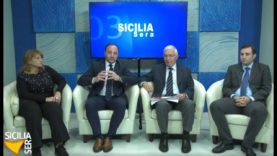 Sicilia Sera 14/12/19 – Ospiti Maurizio LO GALBO, Laura AMBRA e Sergio CANNIZZARO