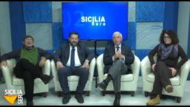 SICILIA SERA 16/12/19 – Ospiti Paolo CARACAUSI, Concetta AMELLA e Carmelo SARDEGNA