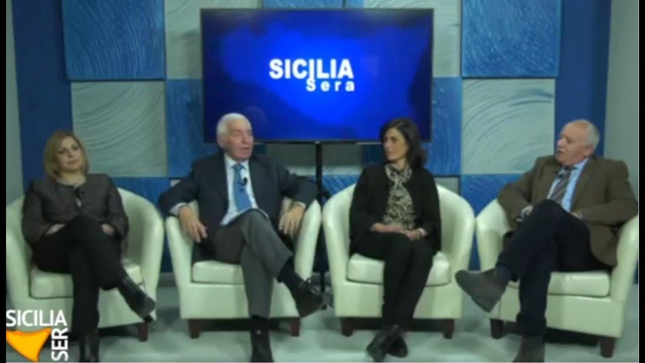 Sicilia Sera 17/12/19 – Ospiti Chiara DI PRIMA, Dante MAGGIO e Tiziana TERMINI
