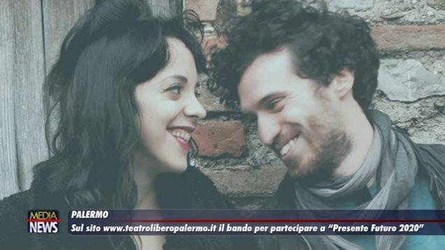 """Sul sito www.teatroliberopalermo.it il bando per partecipare a """"Presente Futuro 2020"""""""
