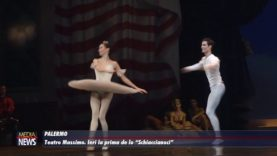 "Teatro Massimo: ieri la prima de "" Lo Schiaccianoci"""