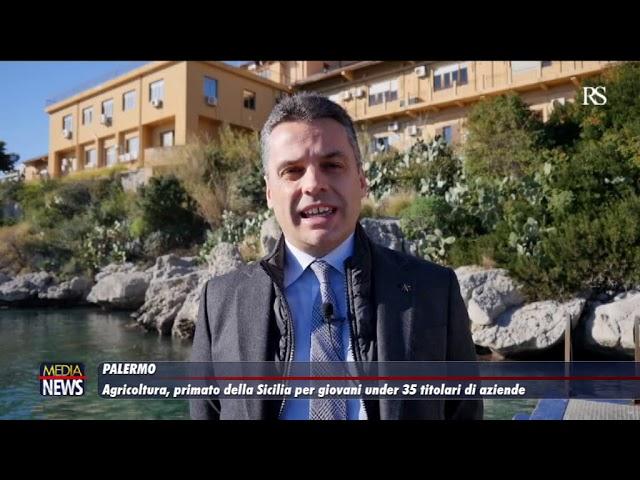 Agricoltura, primato della Sicilia per numero di giovani under 35 titolari di aziende agricole