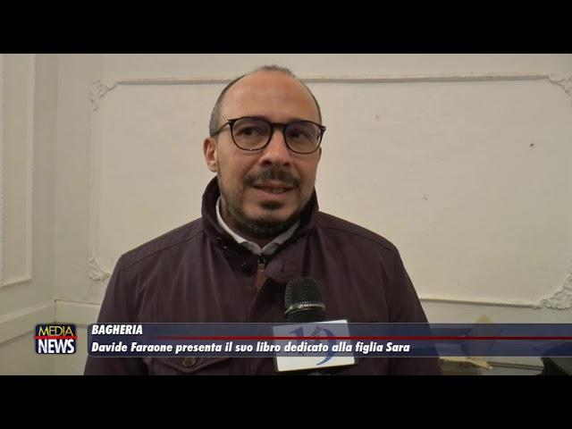 Bagheria. Davide Faraone presenta il suo libro