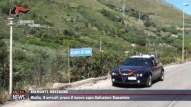 Belmonte Mezzagno. Mafia, 4 arresti: preso il nuovo capo Salvatore Tumminia