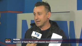 Depuratore di Santa Flavia: soldi stanziati, lavori inesistenti