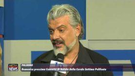 Domenica prossima a Palermo concerto di Natale della Corale Settima Polifonia