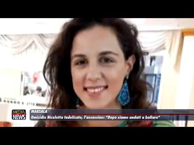 """Marsala. Omicidio Nicoletta Indelicato, Bonetta confessa: """"Dopo siamo andati a ballare"""""""