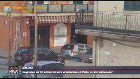 Messina. Mafia e scommesse, sequestro da 10 milioni al 're' dei videopoker La Valle