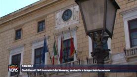 """Palermo. Al Comune 144 stabilizzati, i sindacati: """"Un risultato storico"""""""