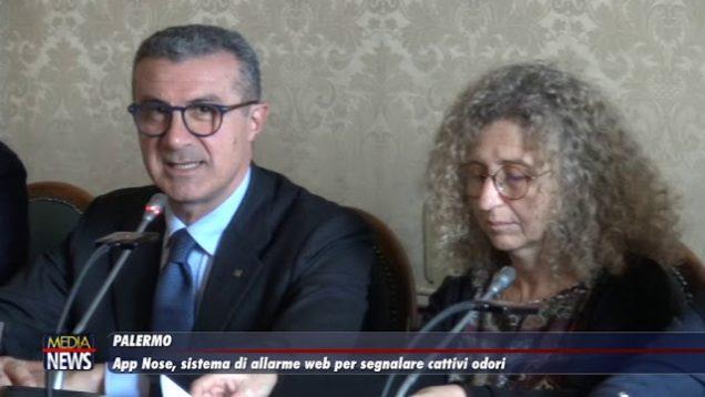 Palermo. Ambiente, in Sicilia arriva App Nose per segnalare i miasmi