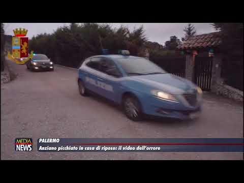 Palermo. Anziano picchiato in casa di riposo: il video dell'orrore