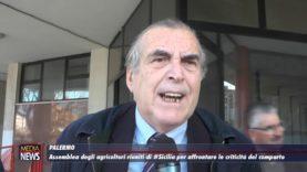 Palermo. Assemblea degli agricoltori riuniti di Sicilia