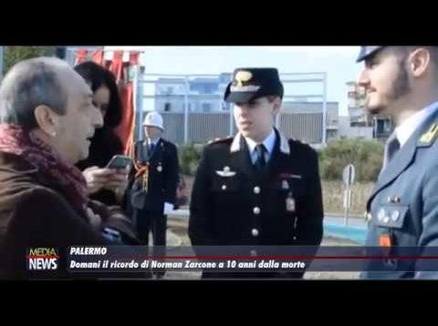 Palermo. Domani il ricordo di Norman Zarcone a dieci anni dalla morte