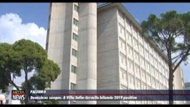 Palermo. Donazione sangue. Il 2019 a Villa Sofia Cervello si chiude in positivo