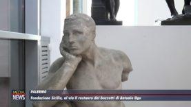 Palermo. Fondazione Sicilia, al via il restauro dei bozzetti di Antonio Ugo