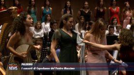 Palermo. I concerti di Capodanno del Teatro Massimo