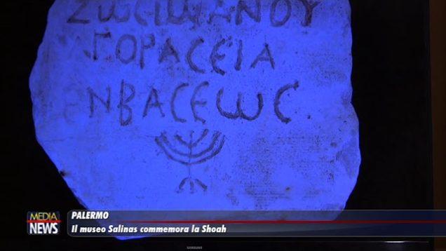 Palermo. Il museo Salinascommemora la shoah