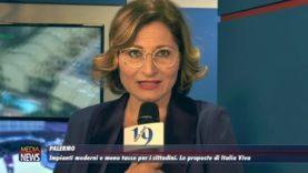 Palermo. Impianti moderni e meno tasse per i cittadini. Le proposte di Italia Viva.