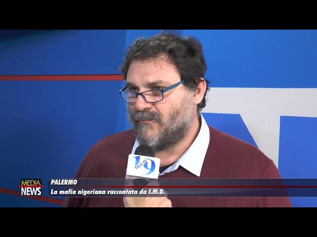 """Palermo. """"Mafia Nigeriana"""", saggio di Ivan M. D. investigatore della Mobile"""